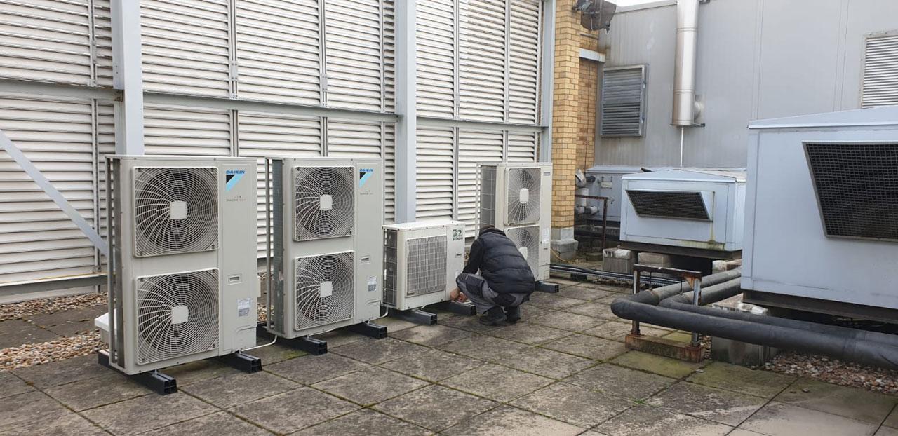 Bonuseventus-Repairing-outdoor-air-conditioning-units-we-are-having-fun